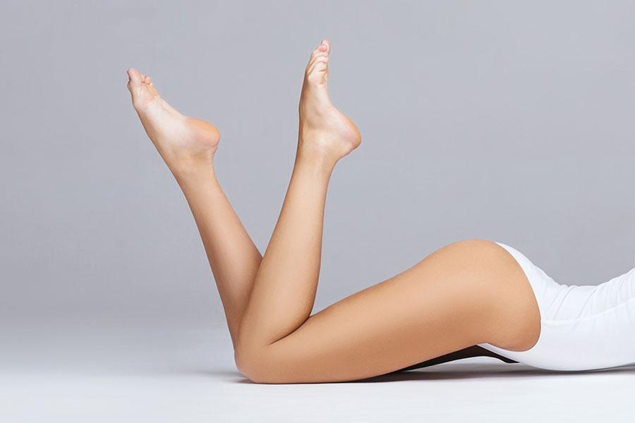 Skin Woman Legs